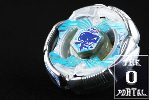 TAKARA TOMY Beyblade BB82 RB5 Grand Cetus T125RS Metal Fury