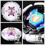 TAKARA TOMY Beyblade BB37 Booster Light Vol.2 Complete Set Metal Fusion