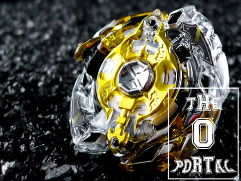TAKARA TOMY Beyblade BURST Z B111 RB10 Legend Spriggan 0Under Nothing