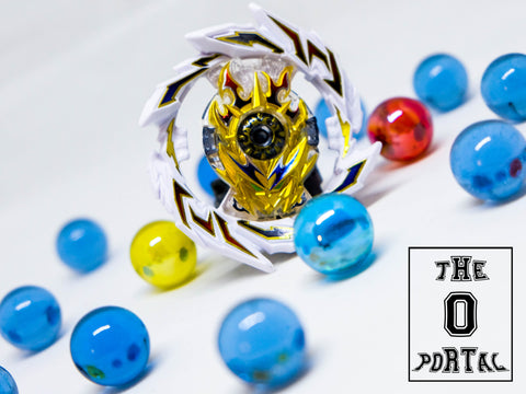 TAKARA TOMY Beyblade BURST SuperKing First Uranus Layer CoroCoro Limited