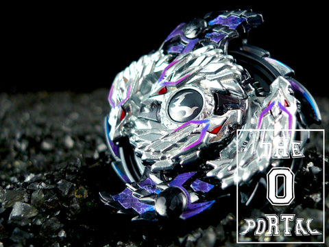 TAKARA TOMY Beyblade BURST Z B118 RB11 Nightmare Longinus Planet