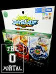 TAKARA TOMY Beyblade BURST Z B-121 Super Z Triple Booster Set