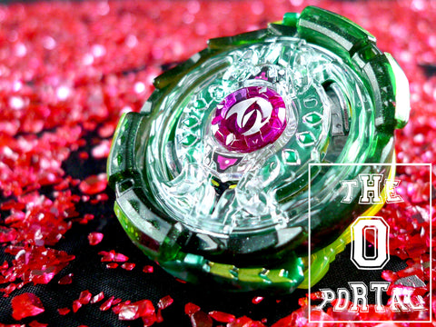 TAKARA TOMY Beyblade BURST Z B125 RB12 Twin Nemesis 1'Hit Wedge