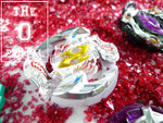 TAKARA TOMY Beyblade BURST Z B-128 Cho-Z Customization Set