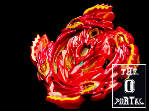 TAKARA TOMY Beyblade BURST Z B132 RB14 Bloody Longinus 3 Press