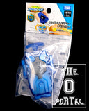 TAKARA TOMY Beyblade BURST GT B-137 Blue String Bey Launcher Right Spin
