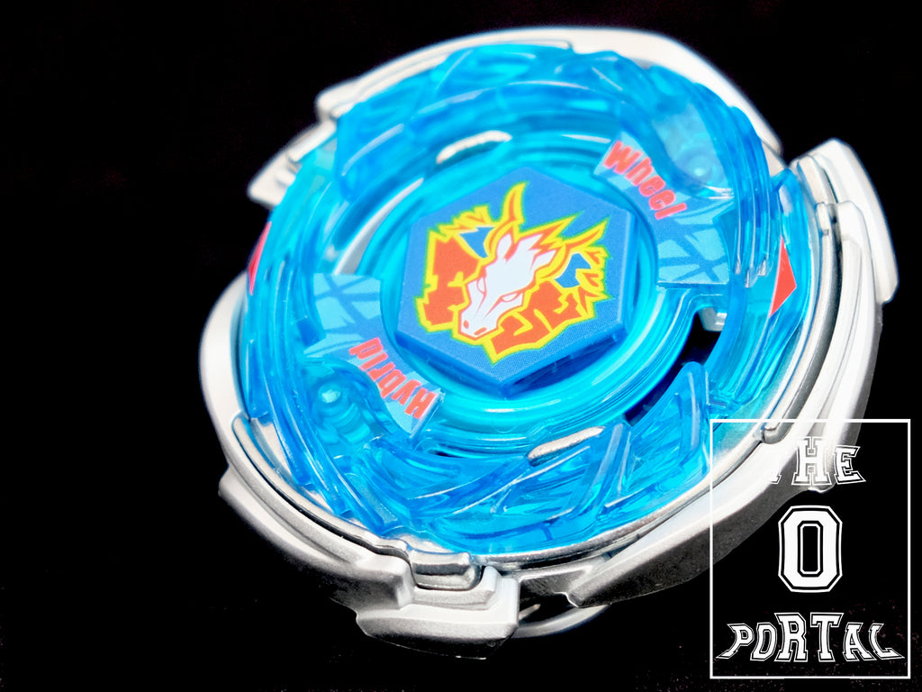 Takara Tomy Beyblade Burst GT・B-00・Storm Pegasis Layer ONLY・Never Played・Red Ver