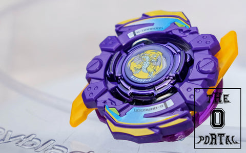 TAKARA TOMY Beyblade BURST GT B146 RB16 Gaia Dragoon Around Hunter'