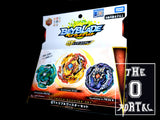 TAKARA TOMY Beyblade BURST GT B-149 Triple Booster Set Ft. Lord Spriggan