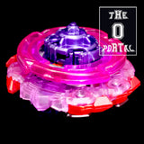 TAKARA TOMY Beyblade BURST GT B151 RB17 Tact Longinus 12Expand Trans' So Booster