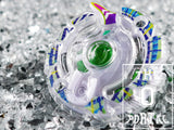 TAKARA TOMY Beyblade BURST Booster B56 Unlock Unicorn Down Needle