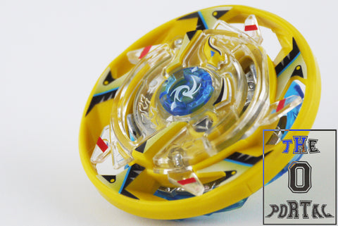 TAKARA TOMY Beyblade BURST GOD B87 RB7 Maximum Garuda 8Flow Flugel