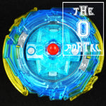 TAKARA TOMY Beyblade BURST GOD B95 RB8 Driger Slash 4Vortex Hunter