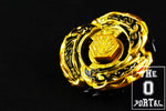 TAKARA TOMY Beyblade Gold L-Drago Destroy DF105LRF Limited Edition Metal Fusion
