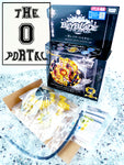 TAKARA TOMY Beyblade BURST GOD B00 Gold Spriggan Requiem 0 Zeta Limited Edition