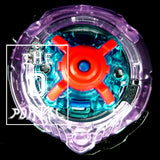 TAKARA TOMY Beyblade BURST B102 Twin Nemesis 3Hit Ultimate Reboot