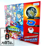 TAKARA TOMY Beyblade BURST Z Nintendo Switch Game Limited Yamiterios 3 Destroy'