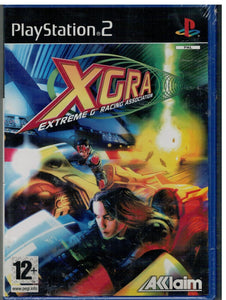 XGRA  Extreme G Racing Association (PS2 Nuevo)