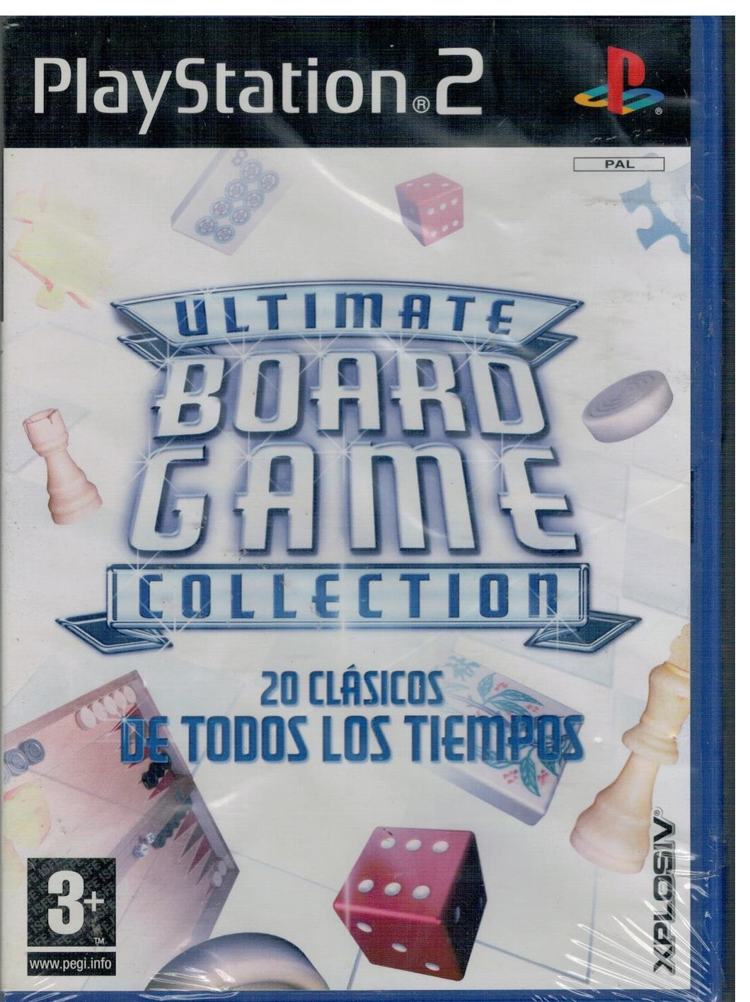 Ultimate Board Game Collection (PS2 Nuevo)