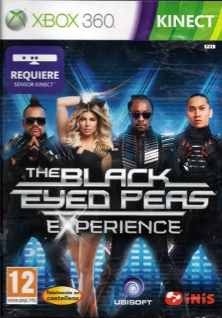 The Black Eyed Peas Experience (Xbox 360 Kinect Nuevo)