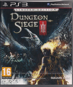 Dungeon Siege III - Limited Edition (PS3 Nuevo)
