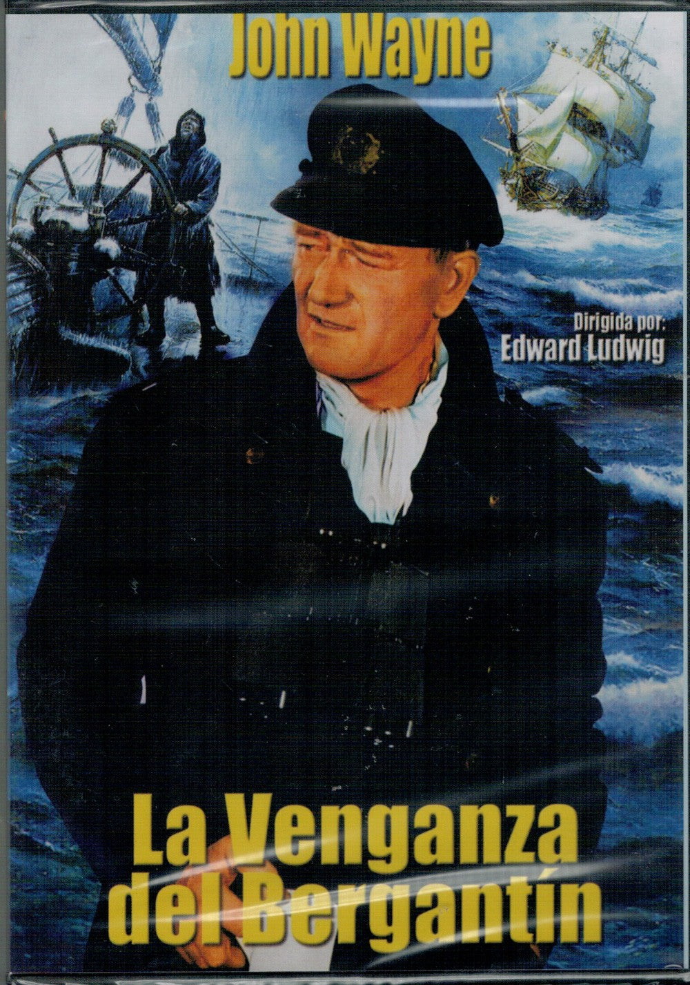La venganza del bergantín (Wake of the Red Witch ) (DVD Nuevo)