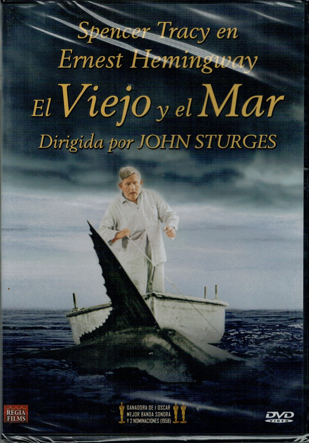 El viejo y el mar (The Old Man and the Sea) (DVD Nuevo)