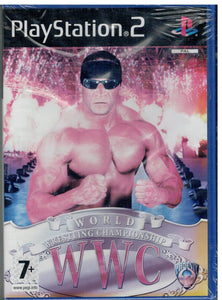 WWC - World Wrestling Championship (PS2 Nuevo)