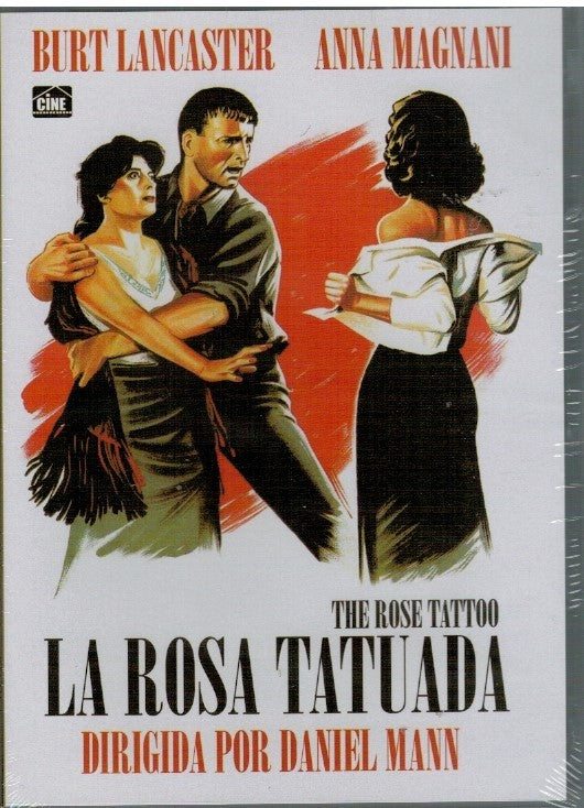 La rosa tatuada ( The Rose Tattoo) (DVD Nuevo)