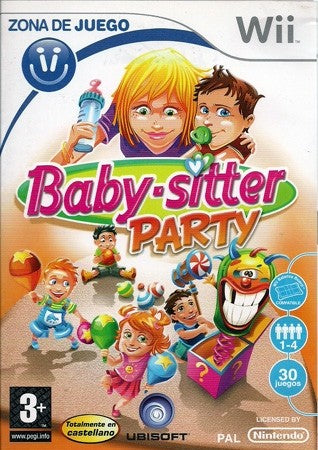 Baby - Sitter Party (Nintendo Wii)