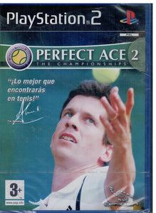Perfect Ace 2 - The Championships (PS2 Nuevo)