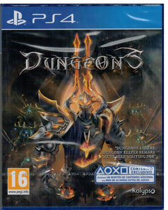 Dungeons 2 (PS4 Nuevo)