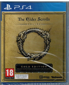 The Elder Scrolls Online Gold Edition  (PS4 Nuevo)