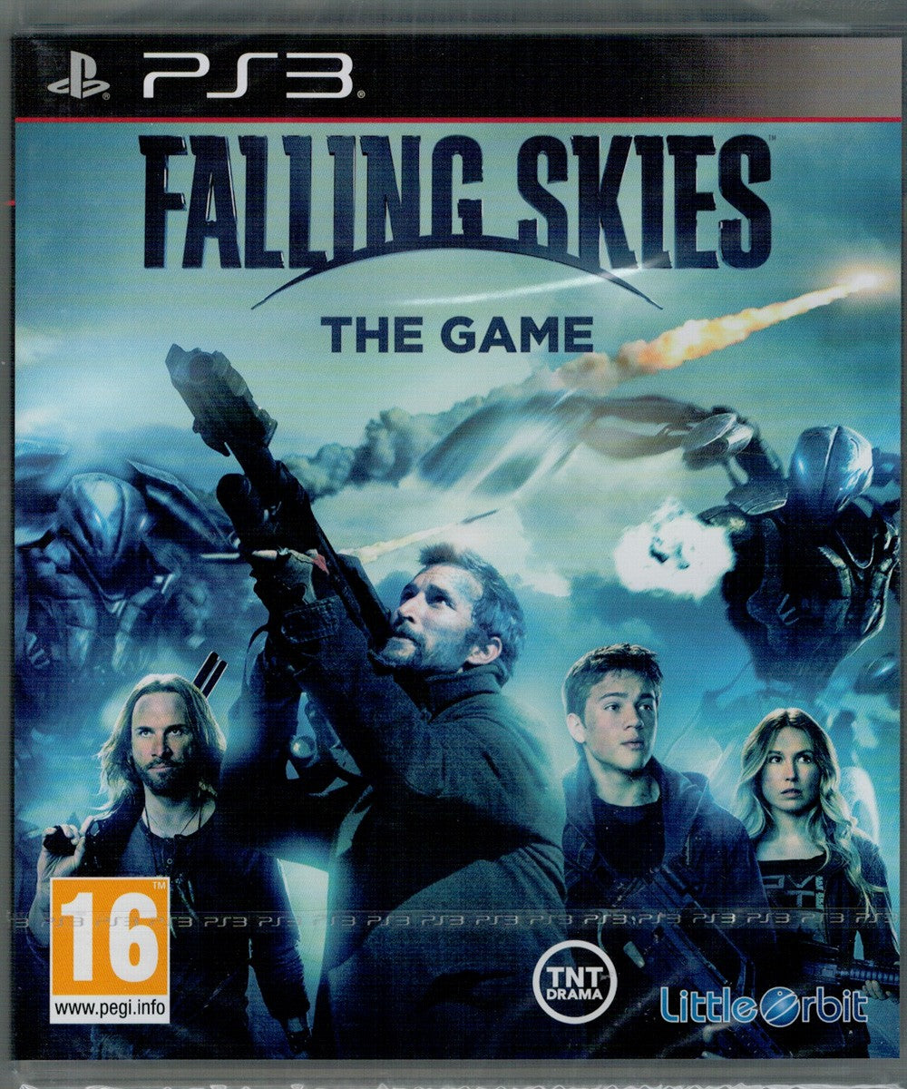 Falling Skies The game (PS3 Nuevo)