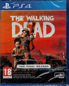 The Walking Dead - The Final Season (PS4 Nuevo)