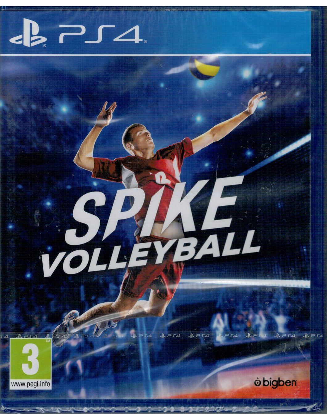 Spike Volleyball (PS4 Nuevo)