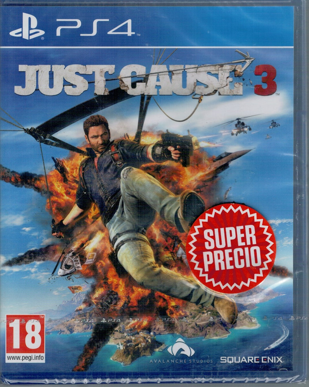 Just Cause 3  (PS4 Nuevo)
