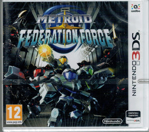 Metroid Prime : Federation Force (Nintendo 3DS Nuevo)