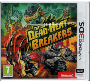 Dillon's Dead-Heat Breakers (Nintendo 3DS Nuevo)