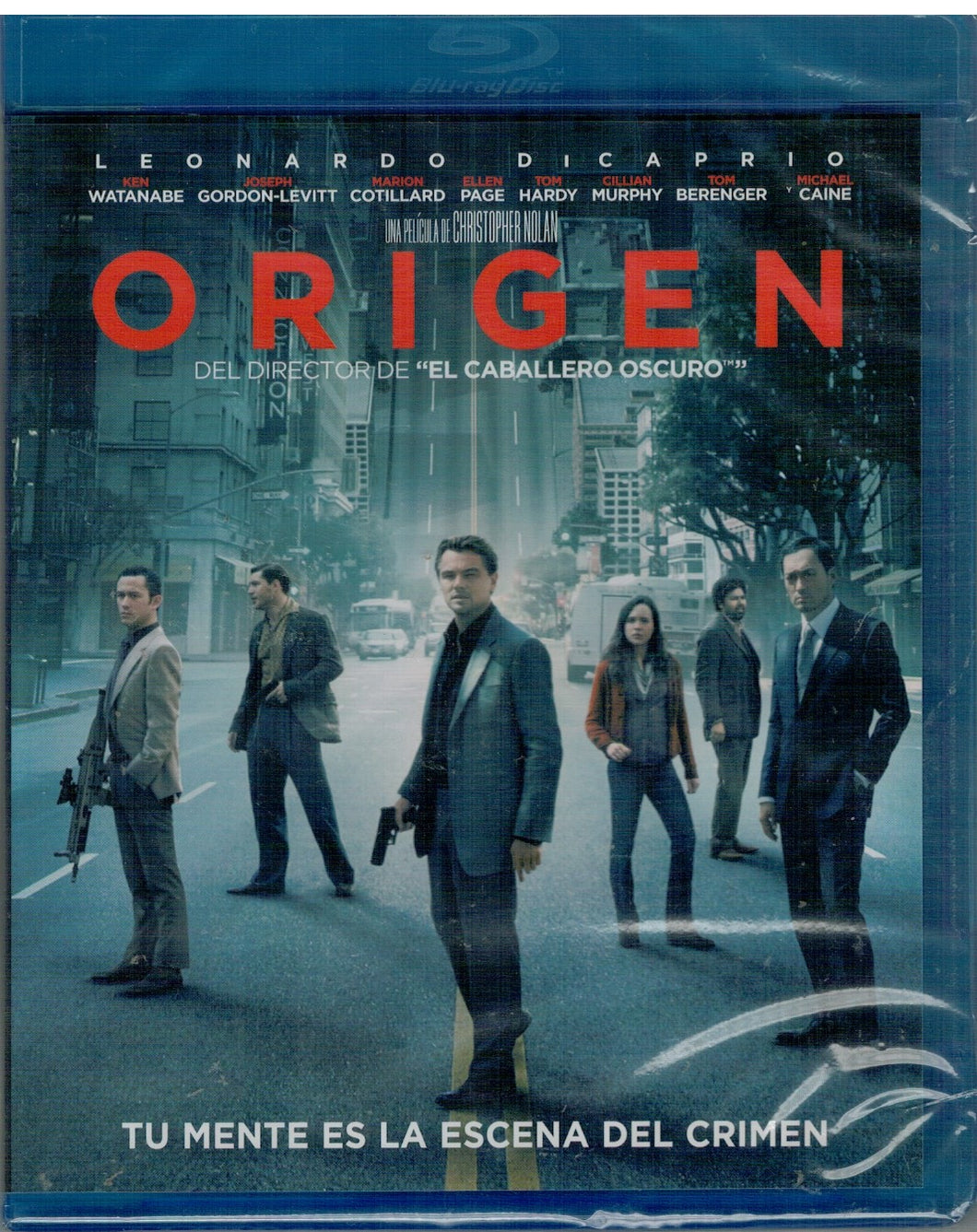 Origen (Inception) (Bluray Nuevo)
