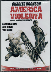 América violenta (The Stone Killer) (DVD Nuevo)