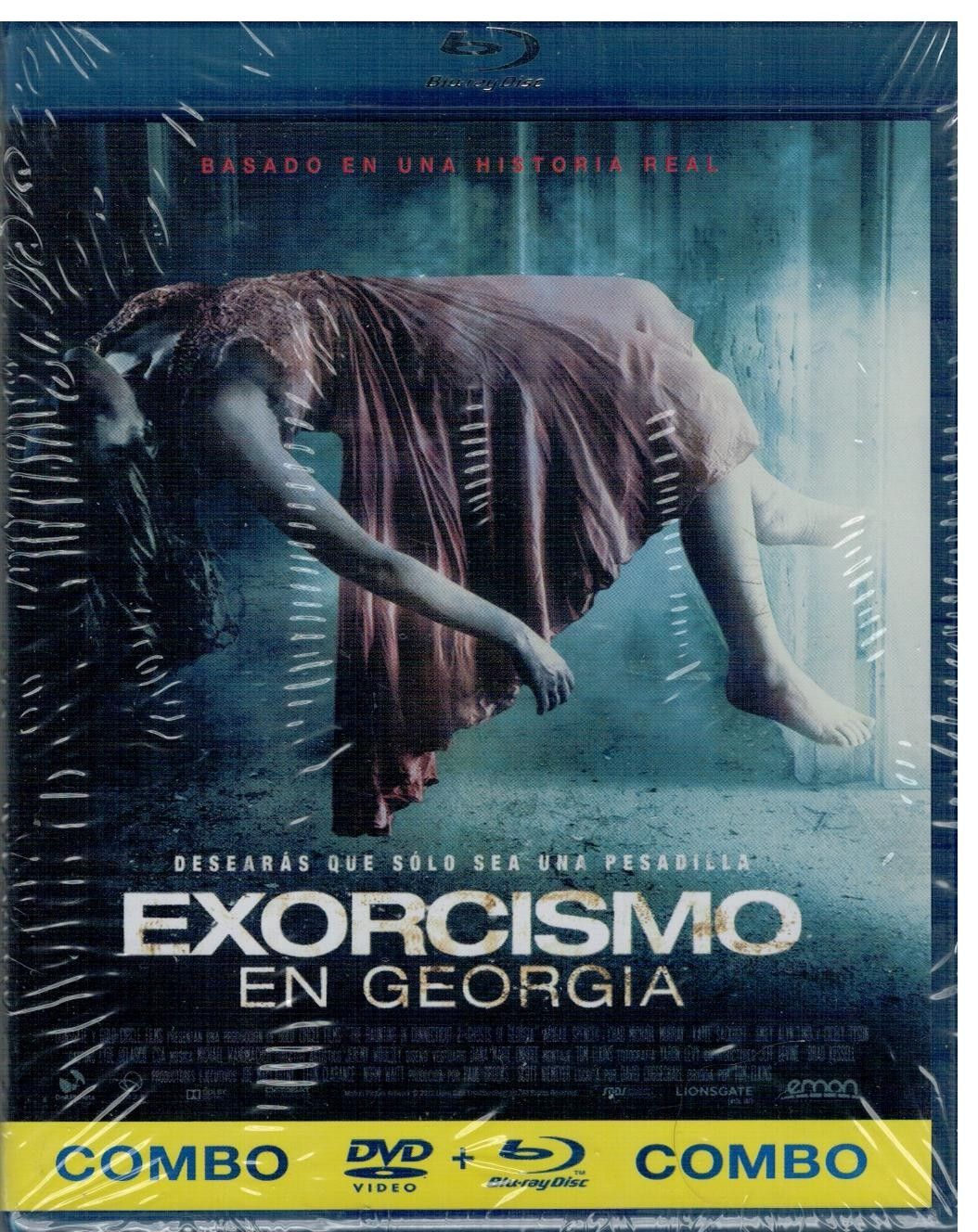 Exorcismo en Georgia (bluray Como Nuevo)