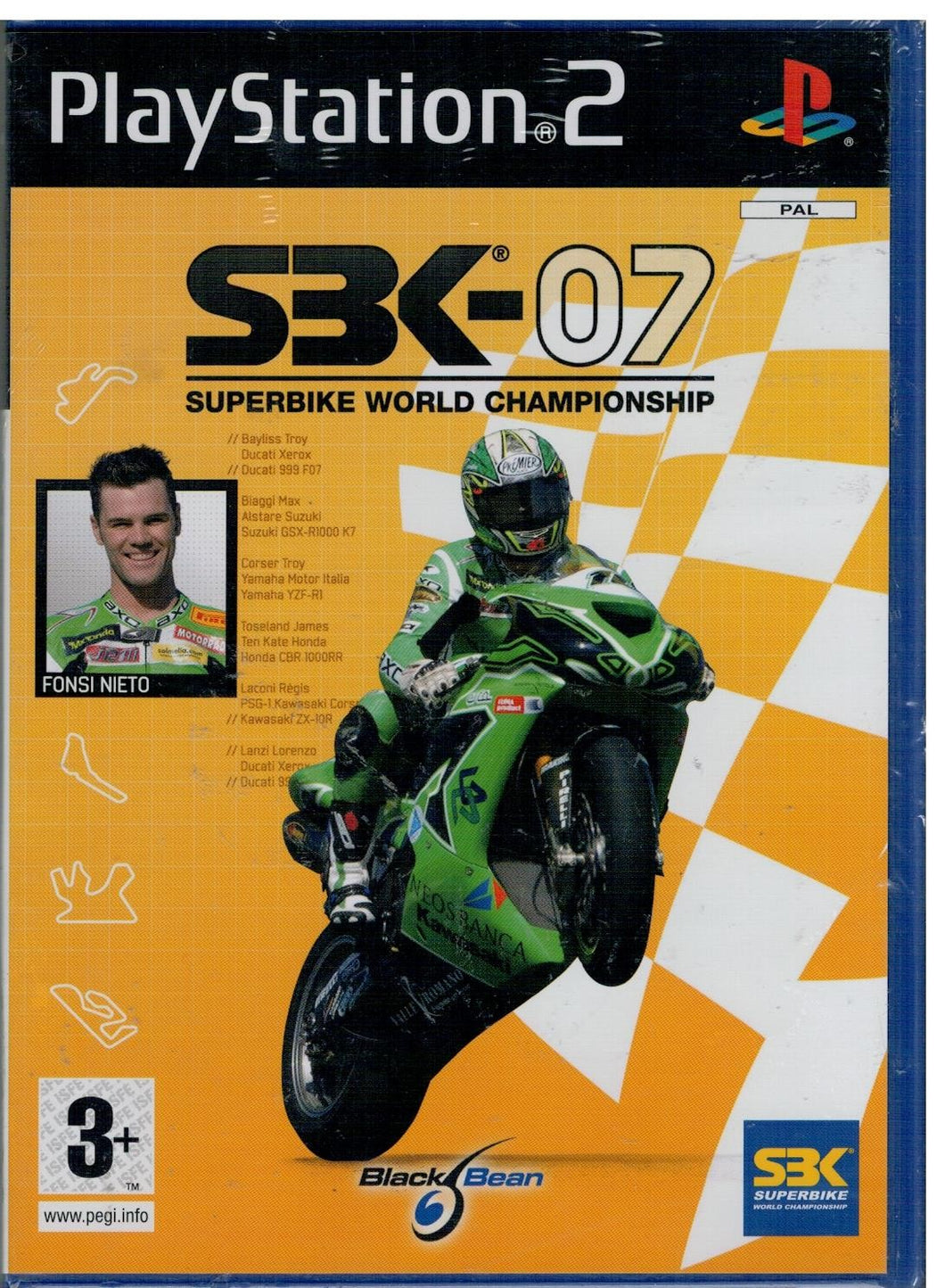 SBK 07 - Superbike World Championship (PS2 Nuevo)