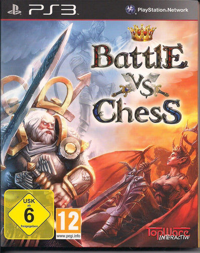 Battle vs Chess (PS3 Nuevo)