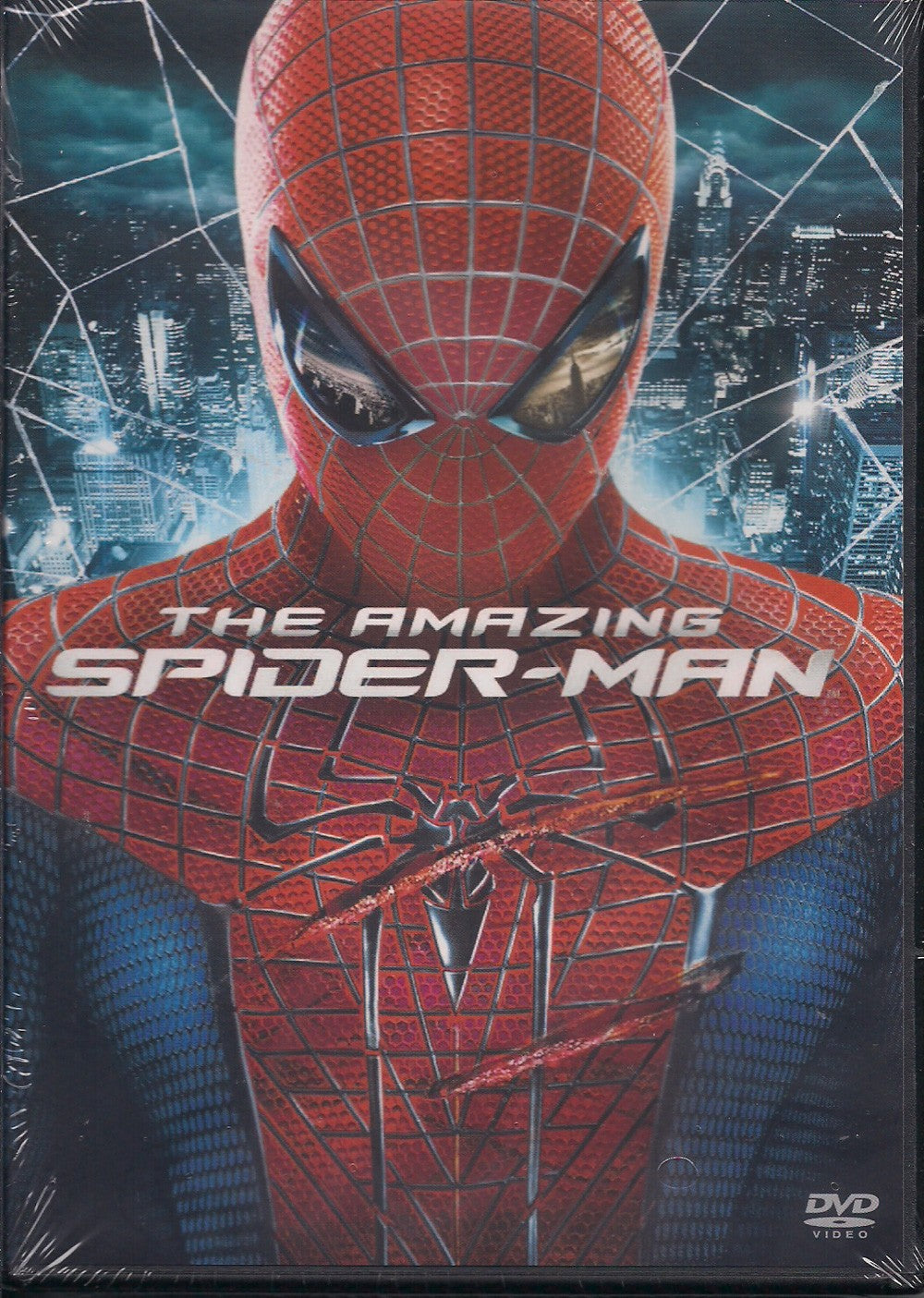 The Amazing Spider-Man (DVD Nuevo)