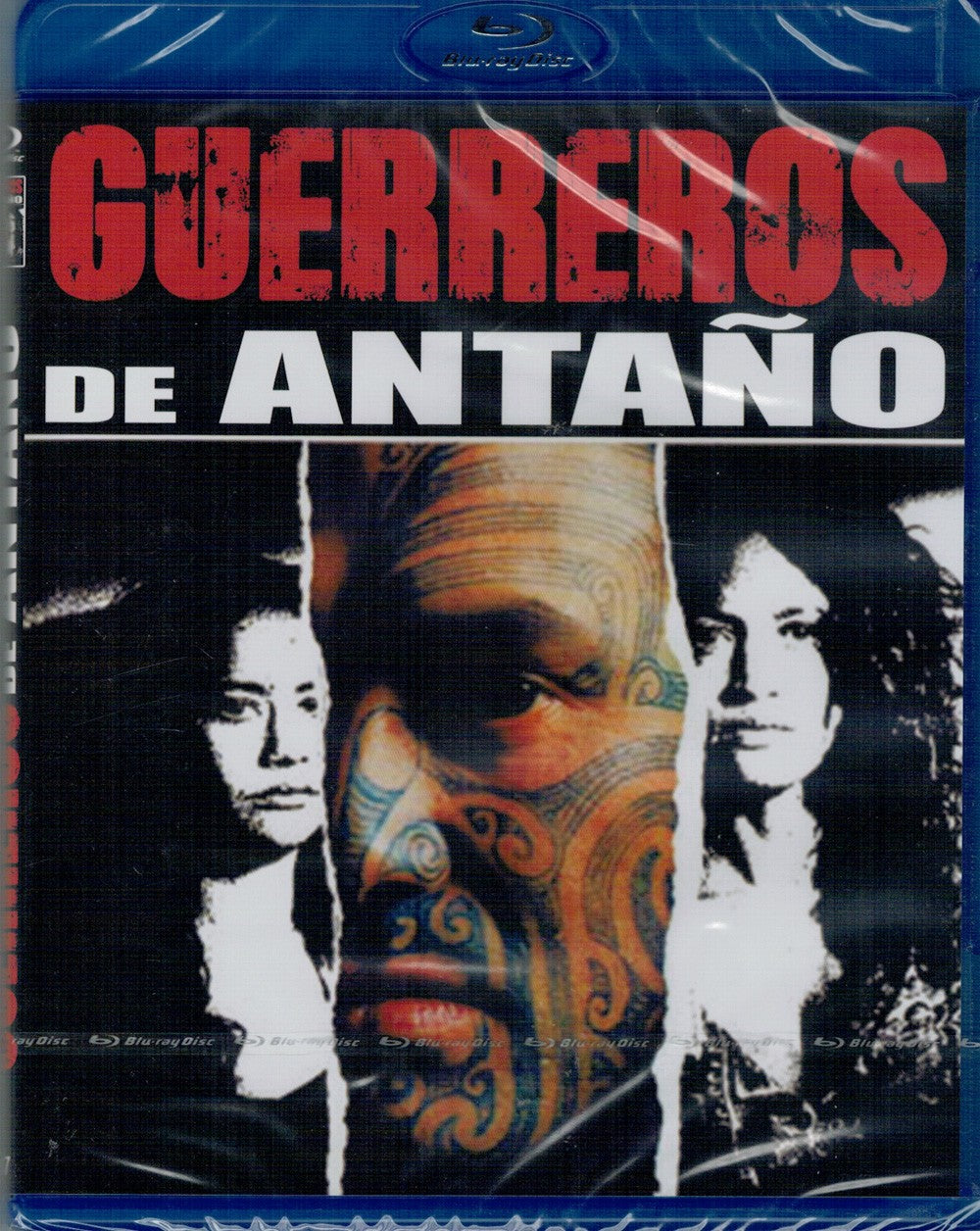 Guerreros de antaño (Once Were Warriors)  (Bluray Nuevo)