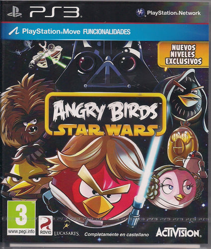 Angry Birds : Star Wars (PS3 Nuevo)