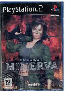 Proyect Minerva Professional (PS2 Nuevo)
