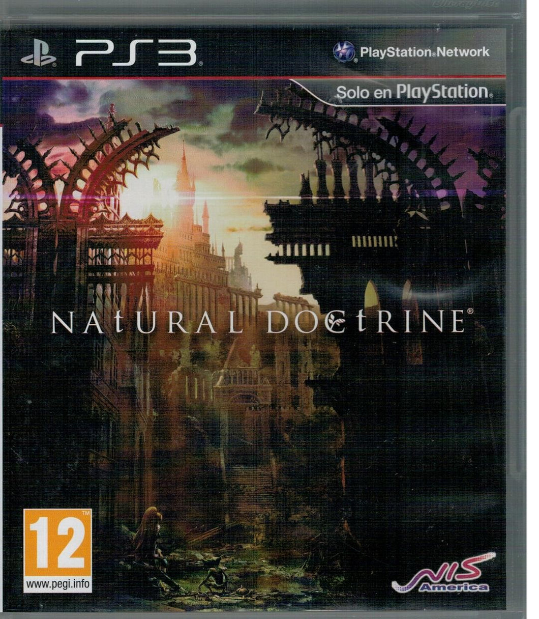 NAtURAL DOCtRINE (PS3)