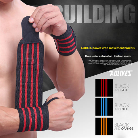 High quality support wrist wraps